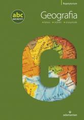 ABC Maturzysty Geografia - Karol Barczyk | mała okładka