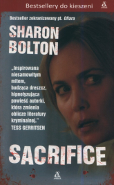 Sacrifice - Sharon Bolton | mała okładka