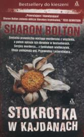 Stokrotka w kajdanach - Sharon Bolton | mała okładka