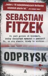 Odprysk - Sebastian Fitzek | mała okładka