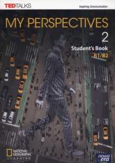 My Perspectives 2 Student's Book Szkoła ponadpodstawowa i ponadgimnazjalna -  | mała okładka