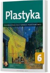 Plastyka 6 Podręcznik Szkoła podstawowa - Anita Przybyszewska-Pietrasiak   mała okładka