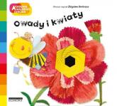 Owady i kwiaty Akademia mądrego dziecka - Zbigniew Dmitroca | mała okładka