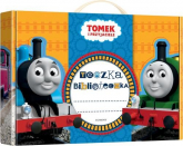 Tomek i przyjaciele Teczka biblioteczka -  | mała okładka