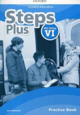 Steps Plus 6 Materiały ćwiczeniowe + Online Practice - Sylvia Wheeldon | mała okładka