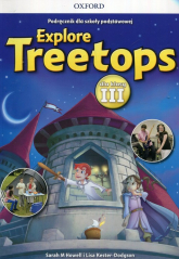 Explore Treetops 3 Podręcznik + CD - Howell Sarah M., Kester-Dodgson Lisa | mała okładka
