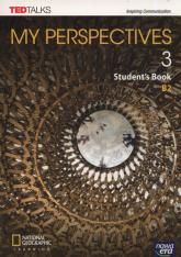 My Perspectives 3 Student's Book Szkoła ponadpodstawowa - Dellar Hugh, Lansford Lewis, Górniak Robert, Pokrzewiński Zbigniew, Polit Beata | mała okładka