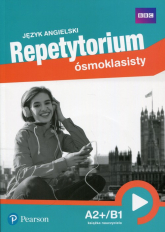 Repetytorium ósmoklasisty Język angielski Książka nauczyciela + CD + DVD A2+/B1 -  | mała okładka
