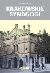 Krakowskie synagogi - Sala Bartłomiej Grzegorz | mała okładka