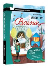 Baśnie Andersen Krótkie opracowanie Klasy 4-6 - Andersen Hans Christian   mała okładka