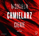Cienie - Wojciech Chmielarz | mała okładka