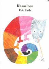 Kameleon - Eric Carle | mała okładka