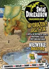 Świat Dinozaurów Tom 26 Chasmozaur -    mała okładka