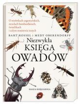 Niezwykła księga owadów - Bart Rossel | mała okładka