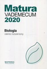 Matura 2020 Biologia Vademecum Zakres rozszerzony Szkoła ponadgimnazjalna - Betleja Laura, Falkowski Tomasz, Jakubik Beat | mała okładka