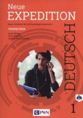 Neue Expedition Deutsch 1 Podręcznik Liceum i technikum. Szkoła ponadpodstawowa - Betleja Jacek, Nowicka Irena, Wieruszewska Do | mała okładka