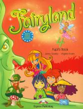 Fairyland 4 Pupil's Book + CD Szkoła podstawowa - Dooley Jenny, Evans Virginia | mała okładka