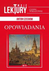 Opowiadania - Anton Czechow | mała okładka