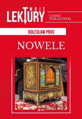 Nowele - Bolesław Prus | mała okładka