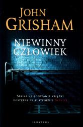 Niewinny człowiek - John Grisham | mała okładka