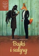 Bajki i satyry - Ignacy Krasicki | mała okładka