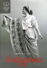 Antygona - Sofokles | mała okładka