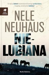 Nielubiana II wydanie - Nele Neuhaus | mała okładka