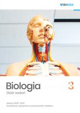 Biologia Zbiór zadań Matura 2020-2022 Tom 3 - Mieszkowicz Jacek, Ogiela Maksymilian, Bryś M | mała okładka