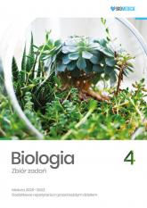 Biologia Zbiór zadań Matura 2020-2022 Tom 4 - Mieszkowicz Jacek, Ogiela Maksymilian, Bryś M | mała okładka