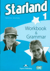 Starland 1 Workbook Grammar - Evans Virginia, Dooley Jenny | mała okładka
