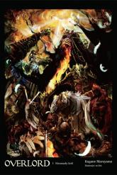 Overlord 1 Nieumarły król - Kugane Maruyama | mała okładka