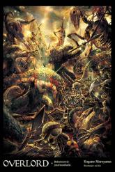 Overlord 4 Bohaterowie jaszczuroludzi - Kugane Maruyama | mała okładka