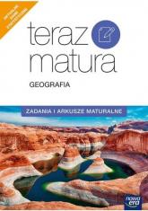 Teraz matura 2020 Geografia Zadania i arkusze maturalne Poziom rozszerzony Aktualne dane statystyczne - Violetta Feliniak | mała okładka