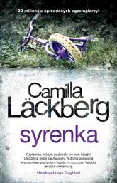 Syrenka Saga Fjällbacka 6 - Camilla Lackberg | mała okładka