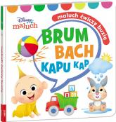 Disney Maluch Maluch ćwiczy buzię Brum Bach Kapu Kap HOPE-9202 -  | mała okładka