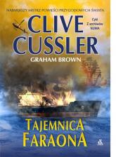 Tajemnica faraona wyd.2 - Clive Cussler, Graham Brown | mała okładka