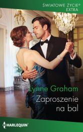 Zaproszenie na bal - Lynne Graham | mała okładka