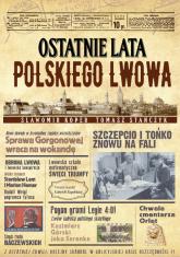 Ostatnie lata polskiego Lwowa - Sławomir Koper | mała okładka
