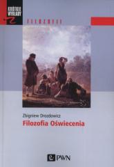 Filozofia Oświecenia - Zbigniew Drozdowicz | mała okładka