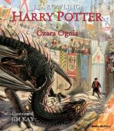 Harry Potter i Czara Ognia ilustrowana - Rowling Joanne K. | mała okładka