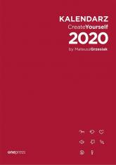 Kalendarz Create Yourself 2020 - Mateusz Grzesiak | mała okładka