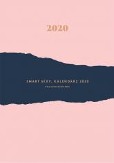 Smart Sexy. Kalendarz 2020 - Karolina Cwalina-Stępniak | mała okładka