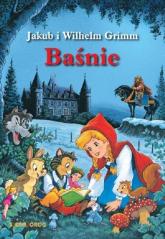 Baśnie - Grimm Jakub, Grimm Wilhelm | mała okładka