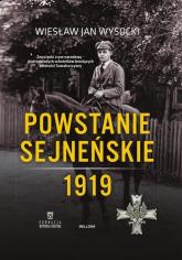 Powstanie sejneńskie 1919 - Wysocki Wiesław Jan | mała okładka