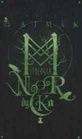 Mitologia nordycka - Neil Gaiman | mała okładka