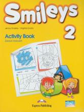 Smileys 2 zeszyt ćwiczeń Szkoła podstawowa - Dooley Jenny, Evans Virginia | mała okładka