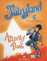 Fairyland 6 Activity Book Szkoła podstawowa - Dooley Jenny, Evans Virginia | mała okładka
