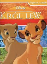 Disney Król Lew Popatrz i znajdź -    mała okładka