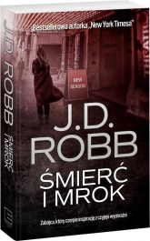 Śmierć i mrok - J.D Robb | mała okładka