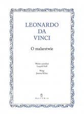 O malarstwie - Leonardo Da Vinci | mała okładka